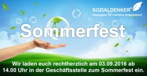 Sozialdenker_Sommerfest